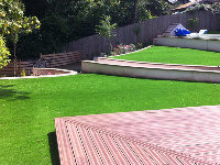 Quality artificial lawns neath